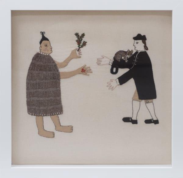 Sarah Munro, Trade Items: Possum, Totara, 2018