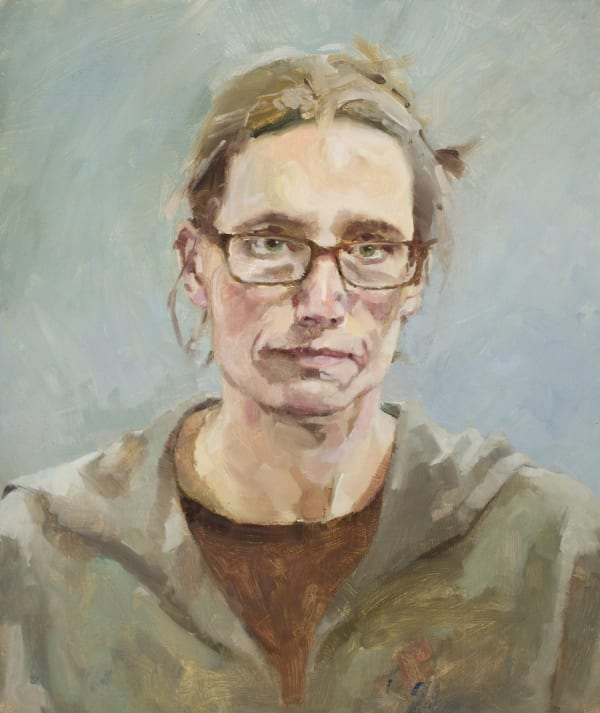 Lee Fether, Self-Portrait, 2012