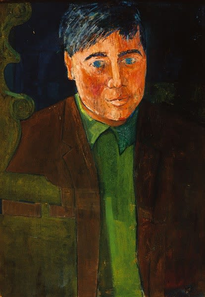 Terence Sullivan, Self-Portrait, 1963
