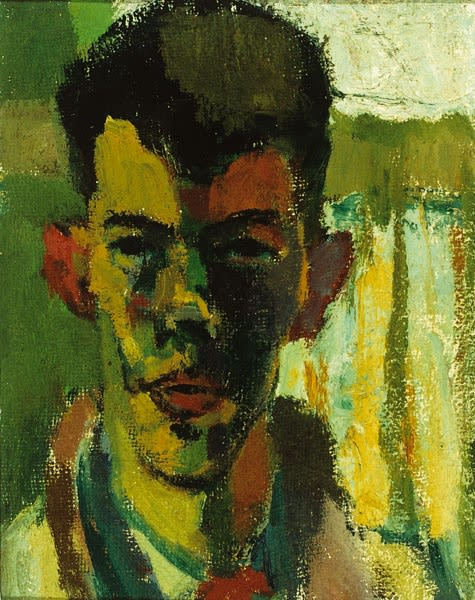 John White, Self-Portrait, c.1962