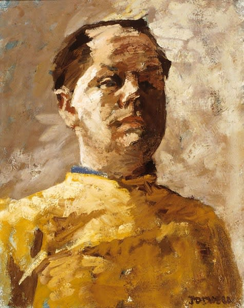 Samuel Dodwell, Self-Portrait, c.1962