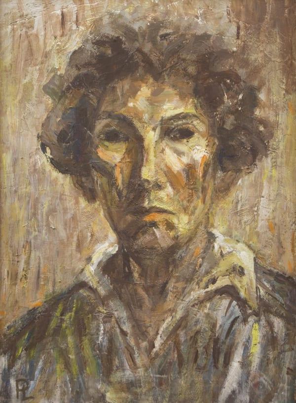 Pamina Mahrenholz, Self-Portrait
