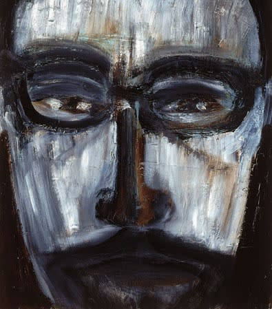Patrick Hayman, Self-Portrait, 1965