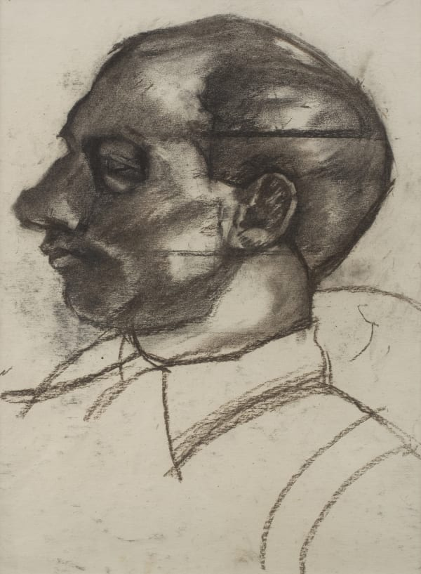 David Bomberg, Self-Portrait, 1920 c.