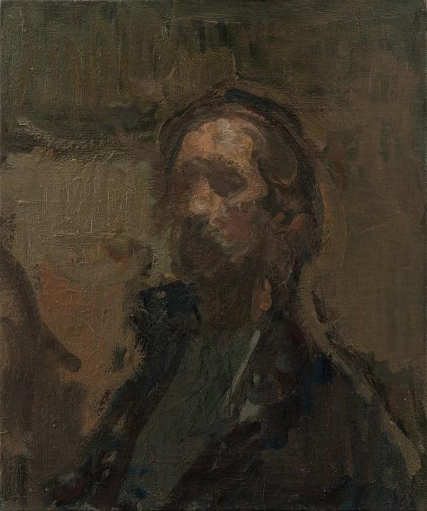 Martin Yeoman, Self-portrait, age 61, 2013
