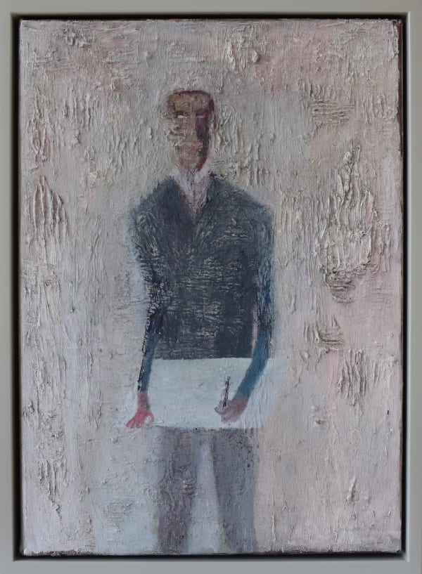 Michael Rees, Man in the Mirror, 2019