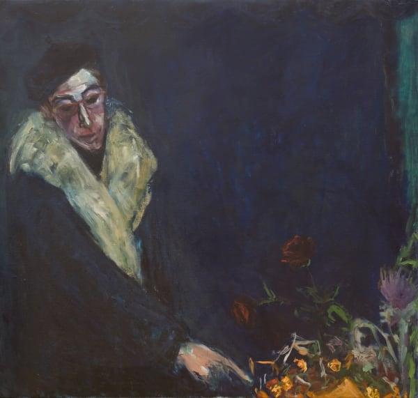 Julie Held, Self-Portrait