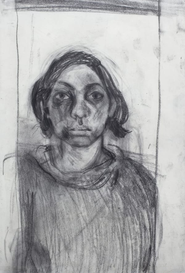 Georgina Sleap, Self-Portrait