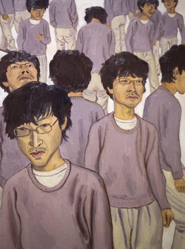 Jiro Osuga, Crowd, 2013
