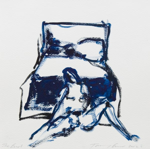 Tracey Emin, The End, 2012