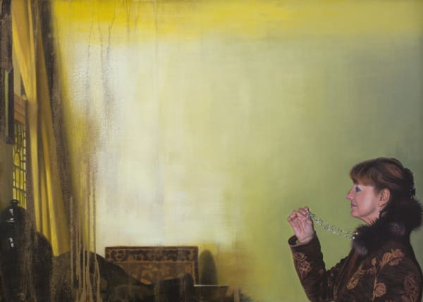 Lindsay Simons, Vermeer and Me, 2011