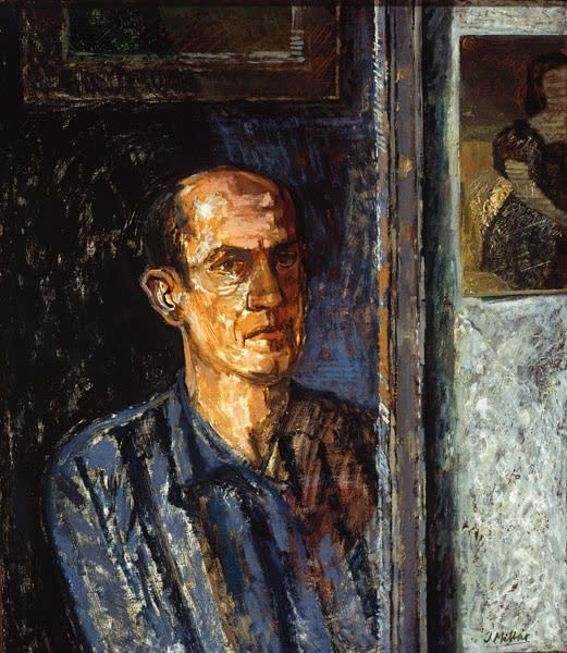 Jack Millar, Self-Portrait, 1964