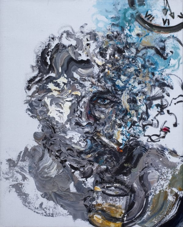 Maggi Hambling, Self-Portrait, 2011
