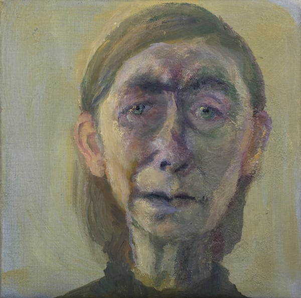 Celia Paul, Self Portrait, May 2010, 2010