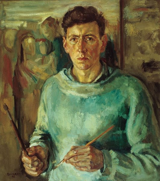 Joe Edwards, Self-Portrait, 1963