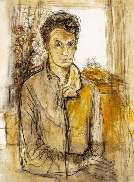 John O'Connor, Self-Portrait, 1963