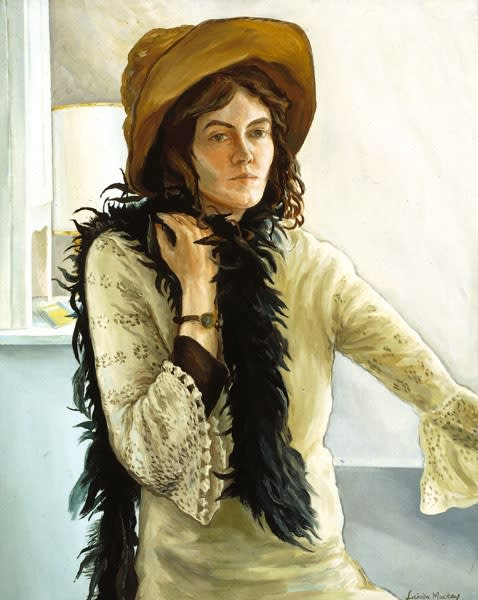 Lucinda Mackay, Self-Portrait, 1971