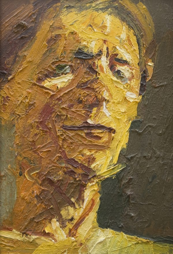 Neil Gordon, Self-Portrait (Small)