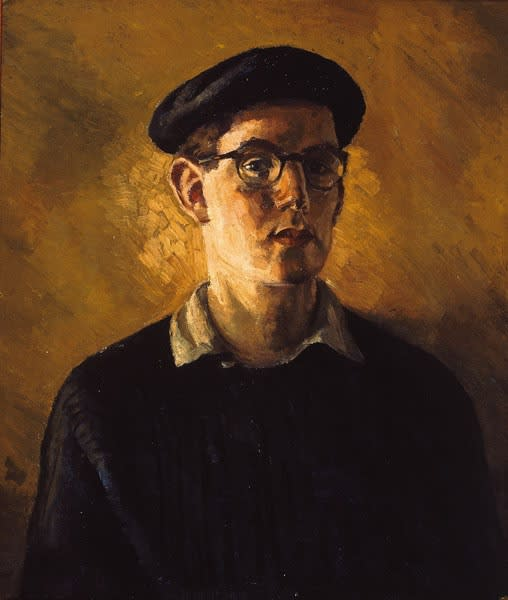 Ivon Wells, Self-Portrait, c.1963