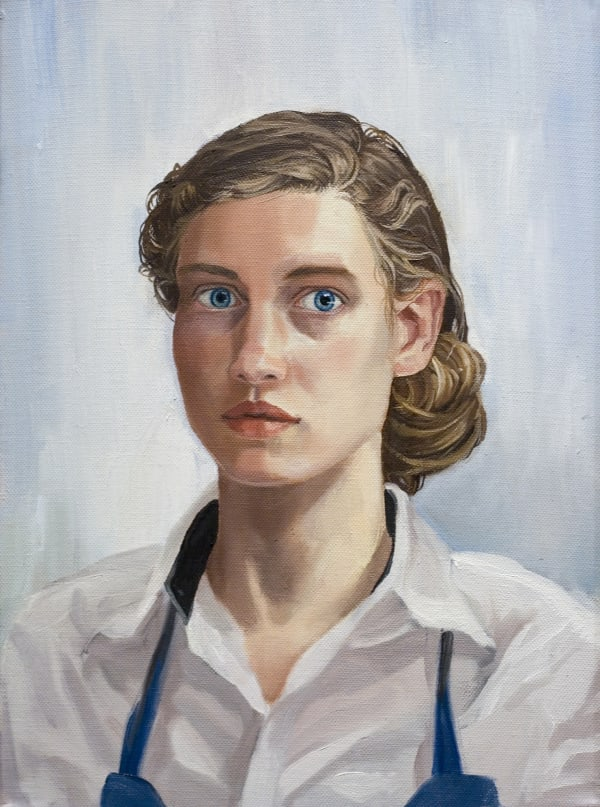 Atalanta Arden-Miller, Self-Portrait at 16, 2013