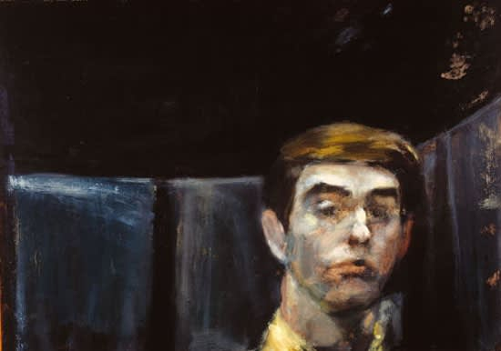 Peter Freeth, Self-Portrait, c.1958