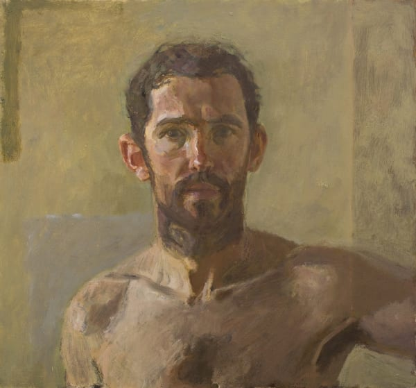 David Caldwell, Self-Portrait