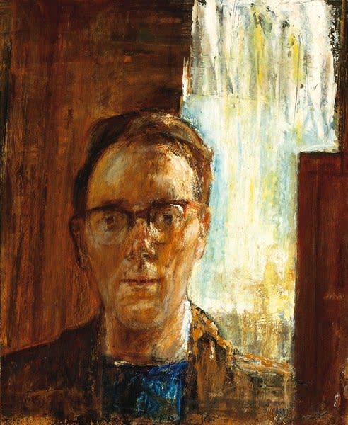 Albert Herbert, Self-Portrait, c.1959