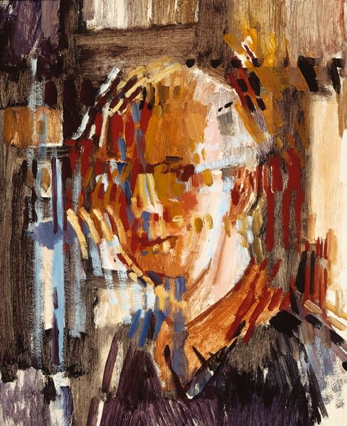 Lawrence Gowing, Self-Portrait, 1963