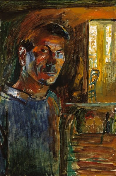 Edwin La Dell, Self-Portrait, c.1960