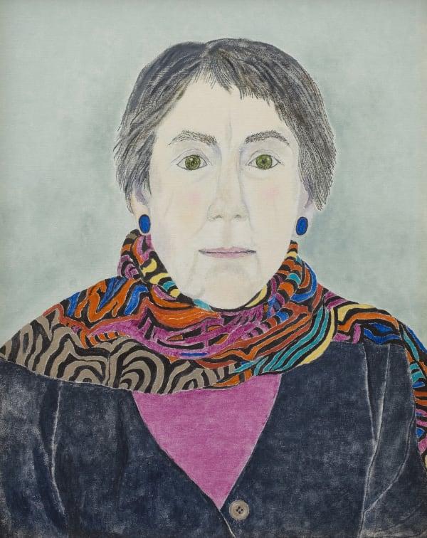 Diana Cumming, Self-Portrait, 2012