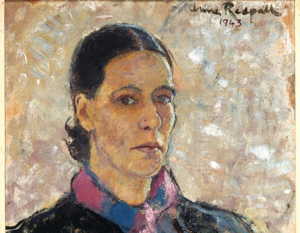 Anne Redpath, Self-Portrait, 1943