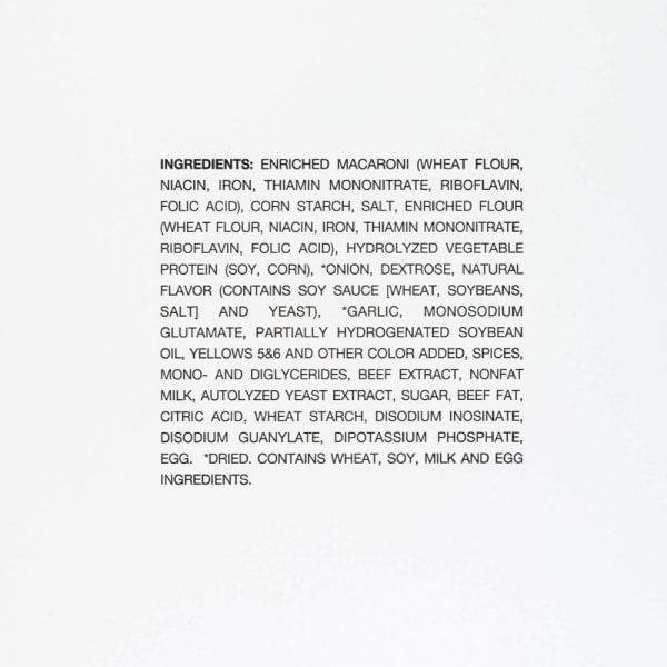Ingredients 2002