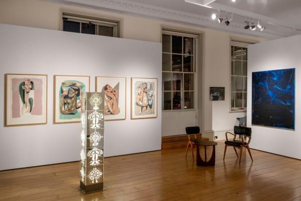 1-54 Contemporary African Art Fair, London 2021