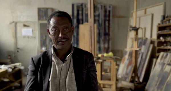 Tadesse Mesfin | Art Dubai Portraits