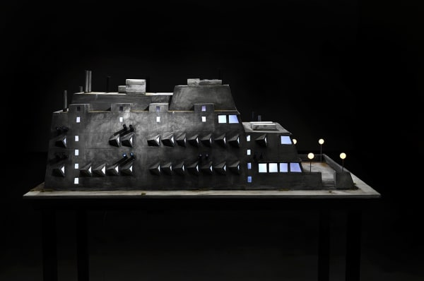 Mäusebunker & Hygieneinstitut: Experimental Setup BERLIN Ar chitetture di G+M Hänska I Fehling + Gogel
