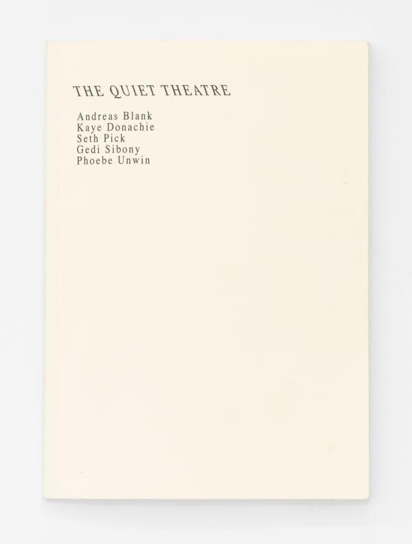 The Quiet Theatre