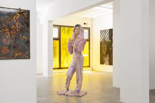 Cajsa von Zeipel at KV – Verein für zeitgenössische Kunst Leipzig, Leipzig, Germany