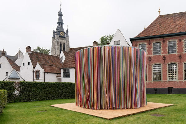 Jacob Dahlgren at Paradise Kortrijk 2021, Belgium