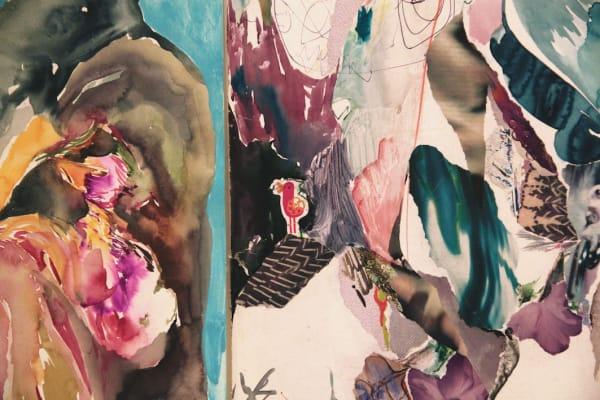 Выставка Марьи Дмитриевой в Музее Сновидений Фрейда