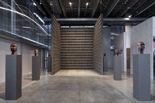 Андрей Кузькин принял участие во 2-й Триеннале российского современного искусства