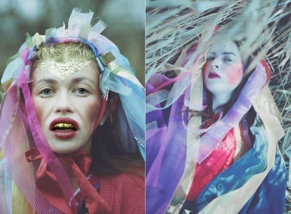 Юлдус Бахтиозина – Best of Photo Vogue