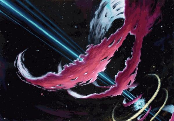 Выставка «Планетарные туманности» продлена до 10 апреля
