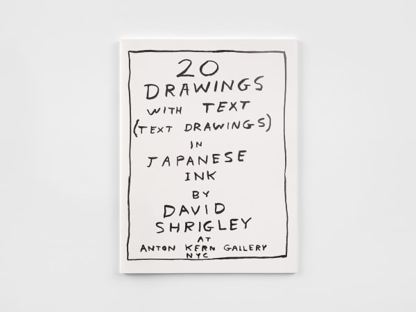 David Shrigley