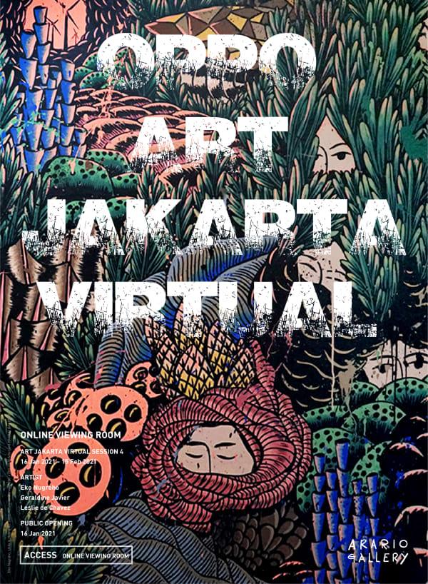 OPPO ART JAKARTA VIRTUAL SESSION 4