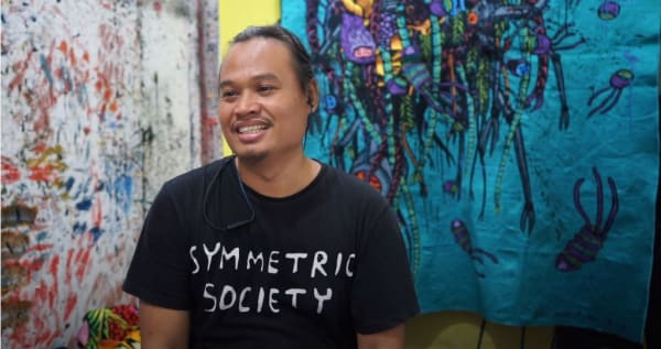 [비디오] 에코 누그로호: 시각 예술가의 작업 세계