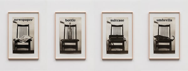 Choi Byungso, Untitled 975000, 1975, black and white photographs, 53 × 38 cm (each)
