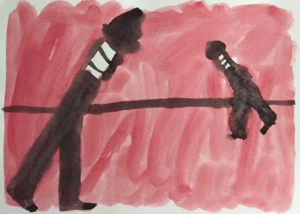 Paintbrush Men