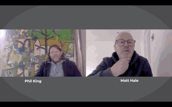 Phil King Interviewed by Matt Hale