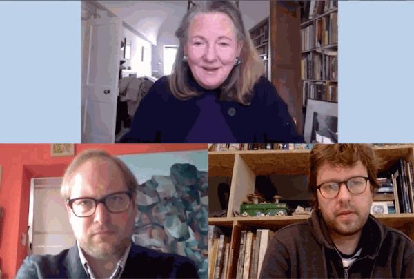 Sacha Craddock Talks To Miroslav Pomichal and Archie Franks