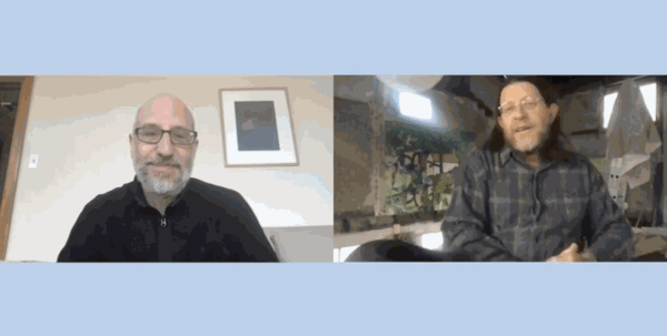 Daniel Coffeen in Conversation with Phil King